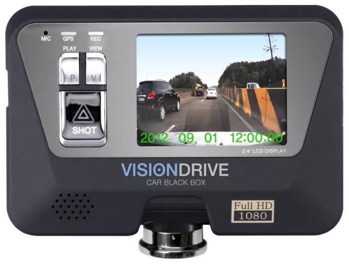 Видеорегистратор VisionDrive VD-9000 FHD