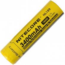 Аккумулятор 18650 с защитой NL189 3400 mAh