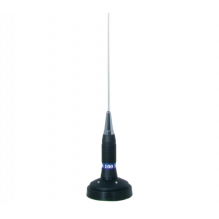 Антенна Optim CB 100 MAG магнит 95мм, длина антенны 95см, для радиосвязи в диапазоне CB 27 МГц