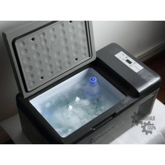 Автохолодильник Alpicool C15 (15 Л.) 12-24-220В