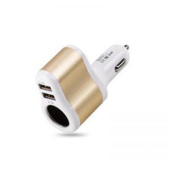АЗУ HOCO UC206 2* USB Белое