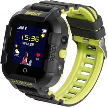 Детские часы Wonlex Kids Sports KT03 Black