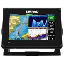 Эхолот-картплоттер SIMRAD GO7 XSE