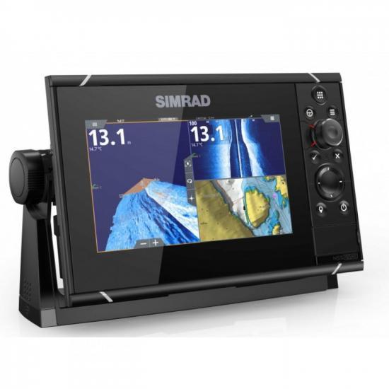 Эхолот-картплоттер SIMRAD NSS7 evo3