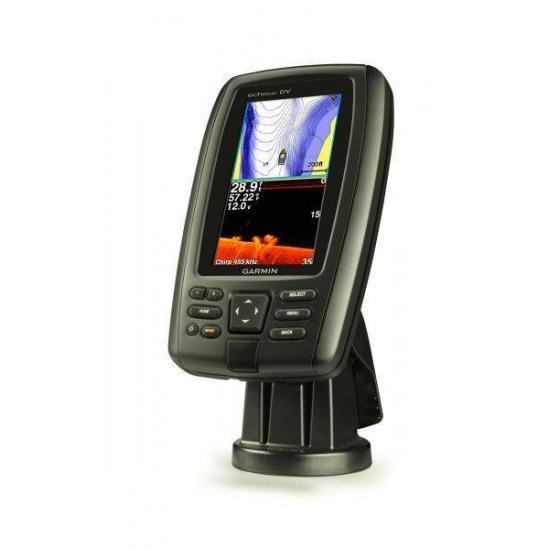 Картплоттер Garmin echoMAP CHIRP 42dv