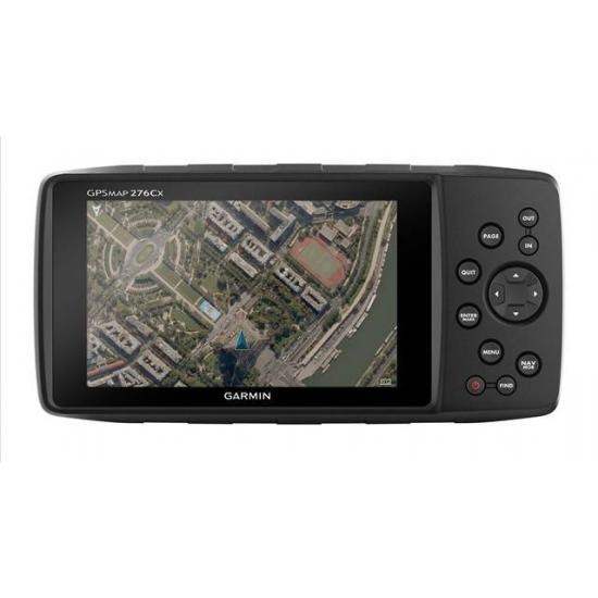 Garmin GPSMAP 276Cx - Туристический навигатор