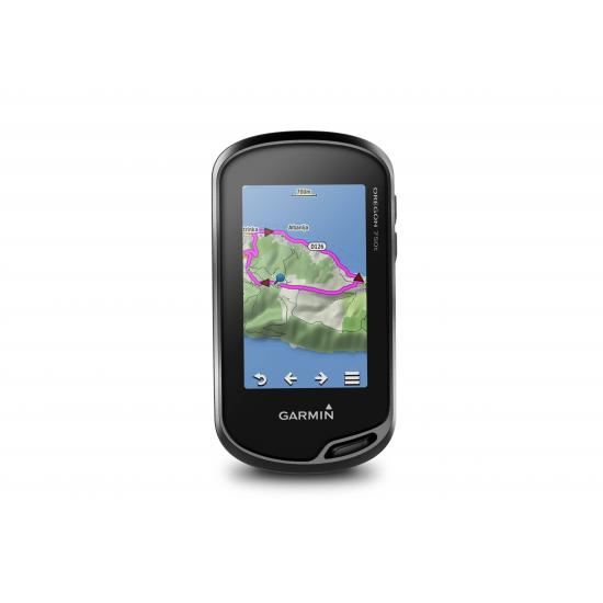 Garmin Oregon 700t - Туристический навигатор