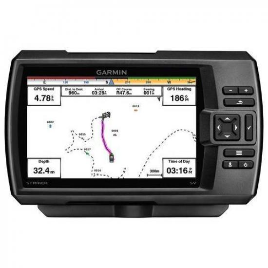 Картплоттер Garmin STRIKER 7sv