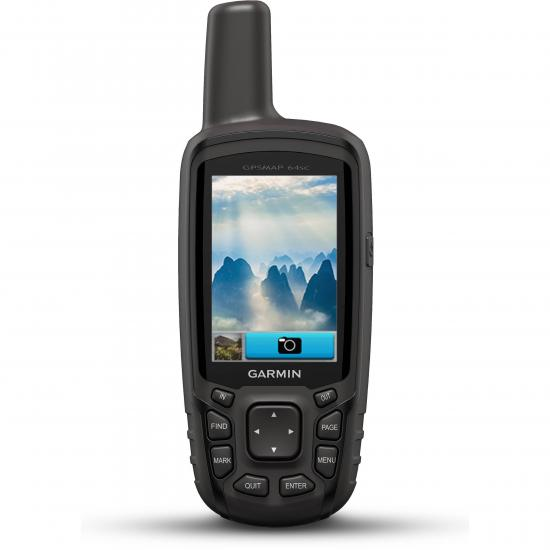 Garmin GPSmap 64 SC - Туристический навигатор