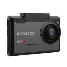 Видеорегистратор с сигнатурным радар-детектором Inspector MapS