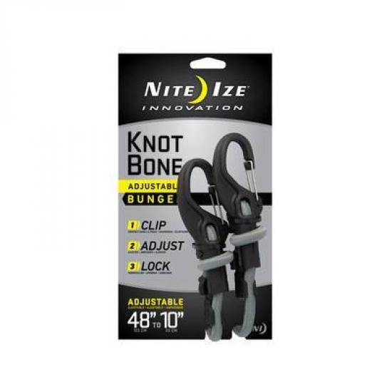 Крепеж Knot Bone Adjustable Bungee мал.
