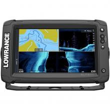 Картплоттер-эхолот Lowrance Elite-9 Ti2 with Active Imaging 3-in-1
