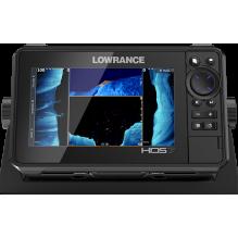 Картплоттер-эхолот Lowrance HDS-7 Live (Без датчика)