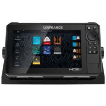 Эхолот для рыбалки с лодки Lowrance HDS-9 LIVE with Active Imaging 3-in-1 Transducer