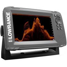 Картплоттер-эхолот Lowrance HOOK2-7x SplitShot GPS