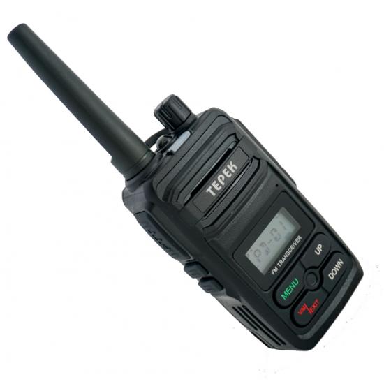 Портативная радиостанция ТЕРЕК РК-102