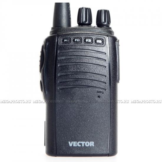 Портативная радиостанция Vector VT-44 PRO
