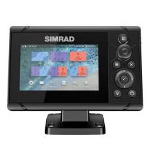 Simrad Cruise 5, ROW Base Chart, 83/200 XDCR