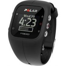 Спортивные часы POLAR A300 черн, бел, роз