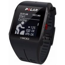 Спортивные часы POLAR V800HR черн