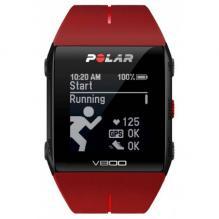 Спортивные часы POLAR V800HR RED