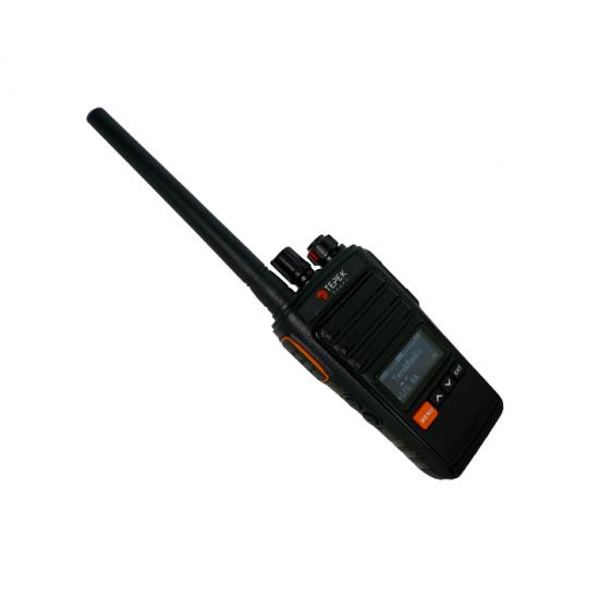 Портативная радиостанция Терек РК-212 MILITARY