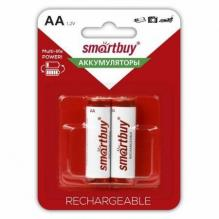Аккумулятор Smartbuy AA HR6/2BL    2700 mAh