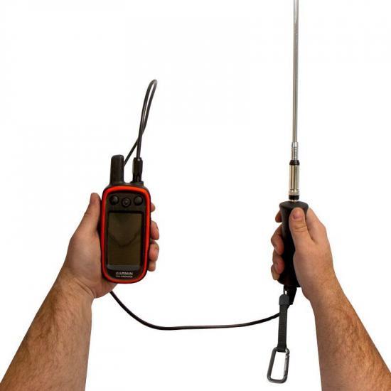 Антенна наружная телескопическая Garmin для Astro, кабель 1м (010-12897-02)