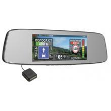 Видеорегистратор в зеркале INTEGO VX-800MR с антирадаром (сигнатурный)