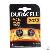 Батарейка Duracell CR2032-2BL