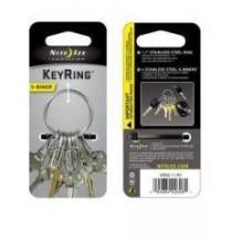 Брелок для ключей Niteize KeyRing металл стальной