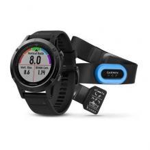 Garmin Fenix 5 Sapphire BlackPerformer Bundle GPS (010-01688-32)