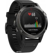 Часы Garmin FENIX 5 Sapphire Black (010-01688-11)