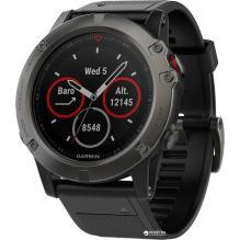Часы Garmin Fenix 5 X Sapphire Slate Grey (010-01733-01)