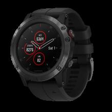 Часы Garmin Fenix 5X Plus Sapphire Black (010-01989-11)