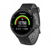 Часы Garmin FORERUNNER 235 Black / Grey (010-03717-55)