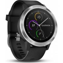 Часы Garmin Vivoactive 3 Stainless Steel (010-01769-02)