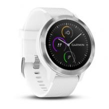 Часы Garmin Vivoactive 3 White (010-01769-22)