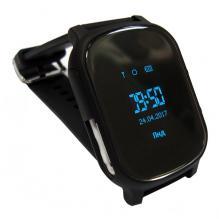 Часы с телефоном и GPS WONLEX GW700/T58 Black