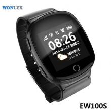 Детские GPS часы Wonlex Smart Age Watch EW100S Black