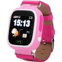 Детские GPS часы Wonlex Smart Baby Watch GW100 Pink