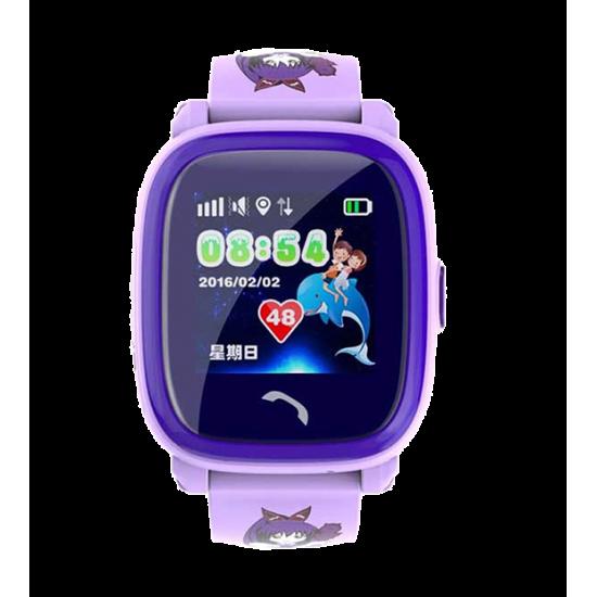 Детские часы Wonlex GW400S Фиолетовые