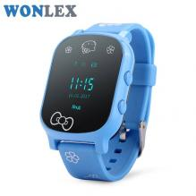 Детские GPS часы Wonlex Smart Age Watch GW700 T58 BLUE
