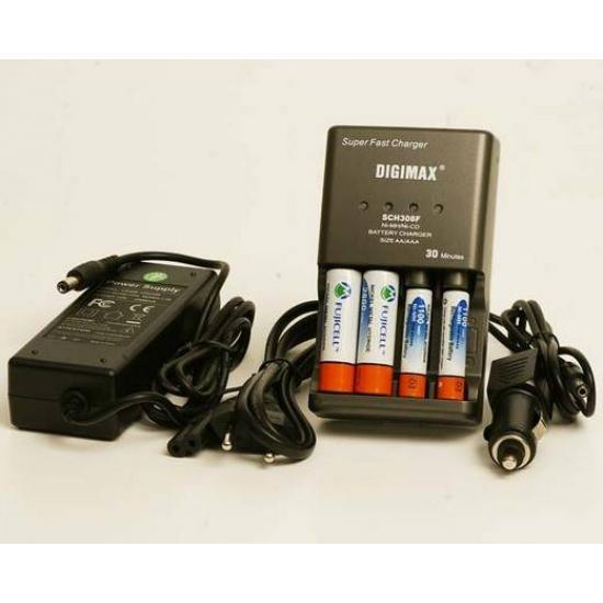 Зарядное устройство DIGIMAX 308F 15 Minutes