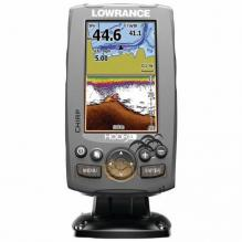 Картплоттер Lowrance HOOK 4 MID/HIGH/DownScan