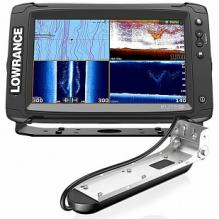 Картплоттер-эхолот Lowrance ELITE-9 Ti Mid/High/TotalScan