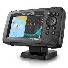 Эхолот-картплоттер Lowrance HOOK REVEAL 7 5 83/200 HDI ROW
