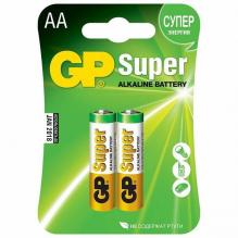 Элемент питания (батарейка) AAA GP 24A-CR2 Super BL-2 (2 шт.)
