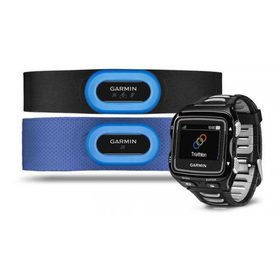 Garmin Forerunner 920XT Black\Silver HRM-Tri, HRM-Swim