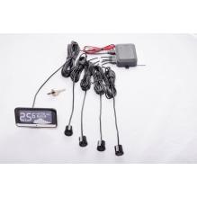Парктроник CT PTS 410V10 (4 датчика) черный